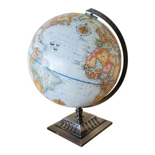 Replogle Globe of the World For Sale