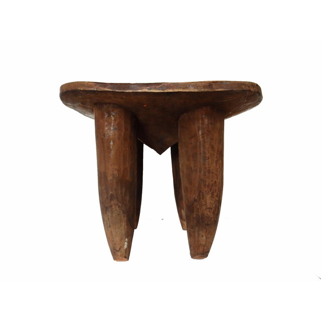 Cote d'Ivoire Carved Senufo Stool - Image 2 of 6