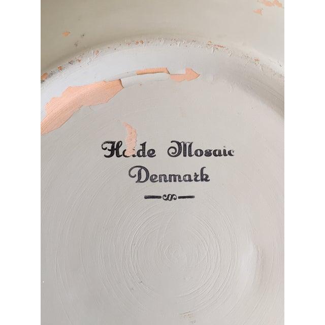 Danish Heide Mosaic Bowl - Image 4 of 5
