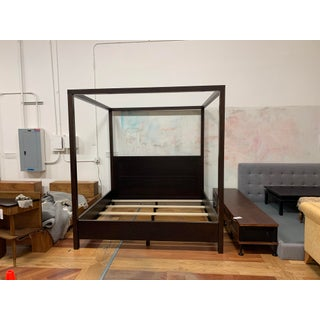 Eastern King William Sonoma Keating Canopy Bed Frame Preview