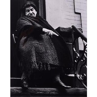 Modern Lisette Model Lower East Side Photography, 1940 For Sale