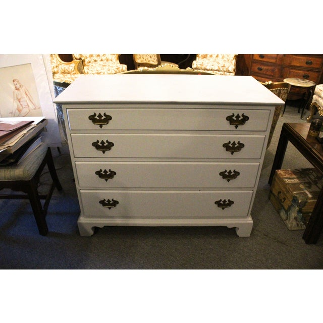 20th Century Cottage Painted Dresser For Sale In New York - Image 6 of 6