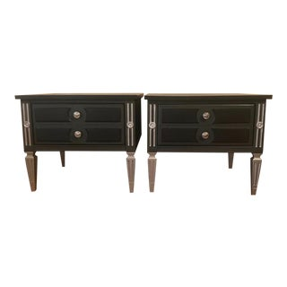 Vintage American of Martinsville Nightstands-a Pair For Sale