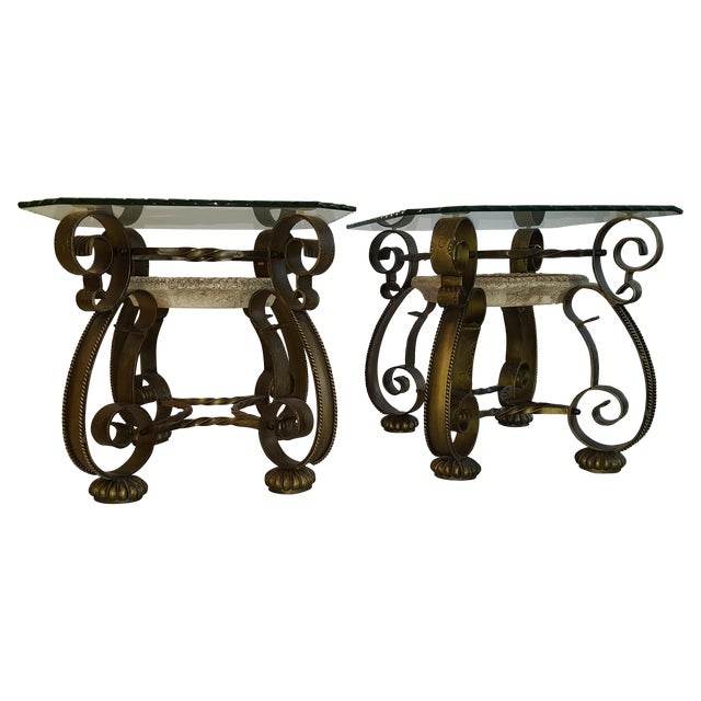 Thomasville End Tables - A Pair - Image 1 of 5