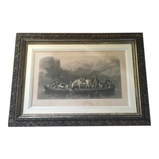 James Tibbits Willmore English Engraving For Sale
