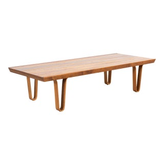 Edward Wormley for Dunbar Long John Bench For Sale