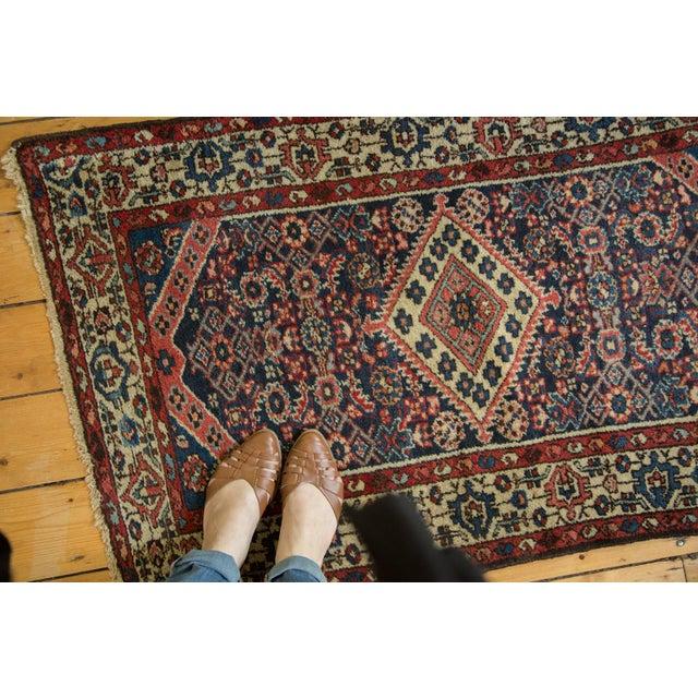 "Cottage Vintage Borchalou Rug - 2'8"" x 4'4"" For Sale - Image 3 of 6"
