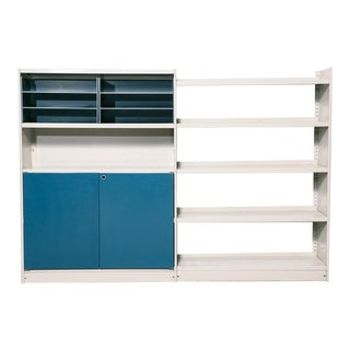 Dutch Vintage Wall Unit by Friso Kramer