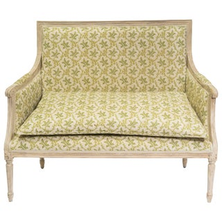 French Style Settee For Sale