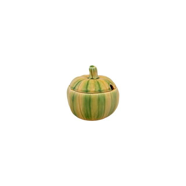 Bordallo Pinheiro Bordallo Pinheiro Pumpkin Tureen - 25 oz For Sale - Image 4 of 4