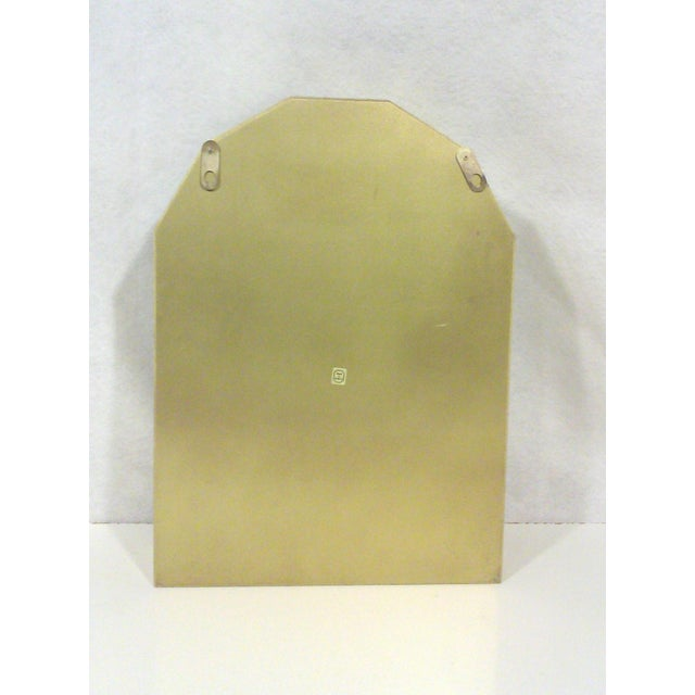 Gold Arch Wall Curios - Pair - Image 6 of 6