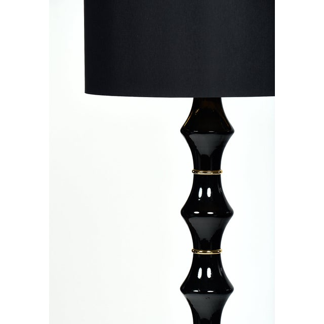 Alberto Donà Murano Glass Floor Lamps by a Dona For Sale - Image 4 of 12