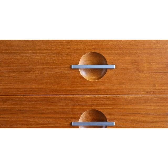 Three Teak Chest by Hans Wegner for Ry Mobler Denmark circa 1960. This set is finished on the back and can be configured...