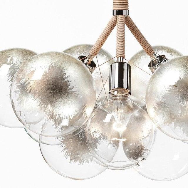 Radnor Pelle Large Bubble Chandelier For Sale - Image 4 of 7