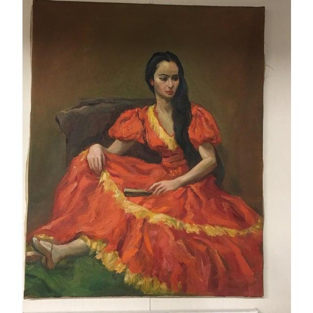 Vintage Portrait of Woman - Image 6 of 6
