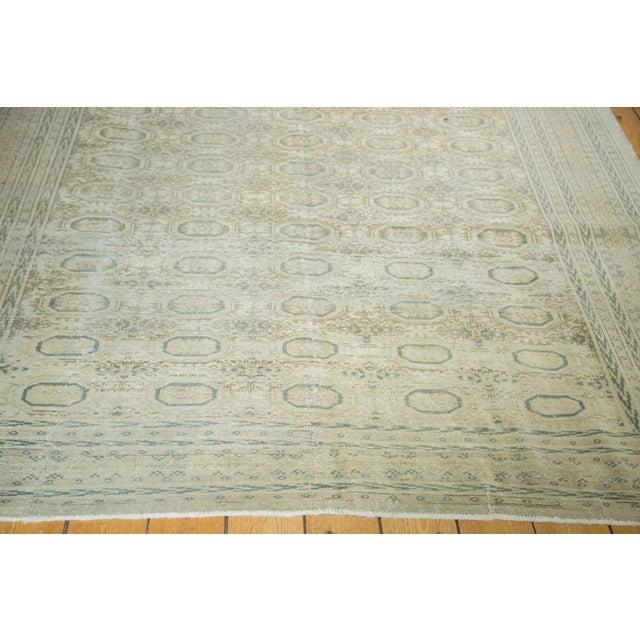 "Vintage Distressed Kaisary Carpet - 6'7"" x 9'5"" - Image 4 of 10"