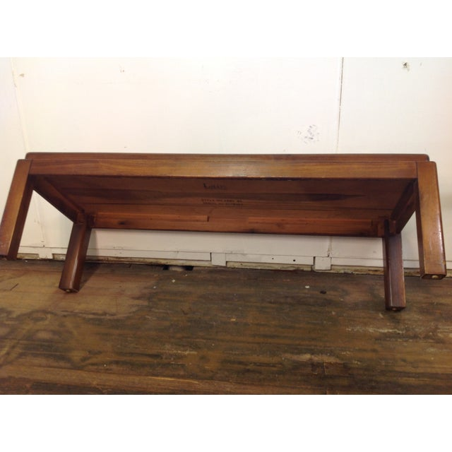 1969 Lane Rhythm Coffee Table For Sale - Image 10 of 10