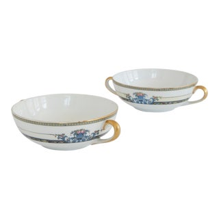 Noritake Daventry Bowls - a Pair For Sale