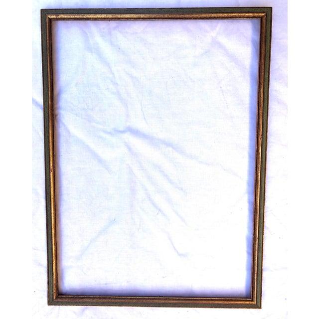 Vintage Boho Chic Wood Frames - Set of 8 For Sale - Image 4 of 13
