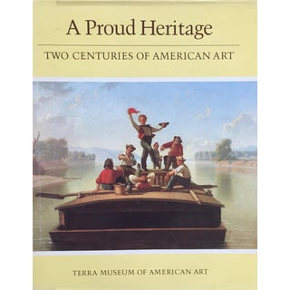 """""""A Proud Heritage""""-Terra Art Museum, Chicago-1987 For Sale"""