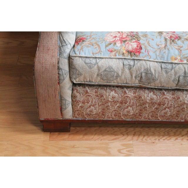 Custom Vanguard Stetson Sofa - Image 3 of 11