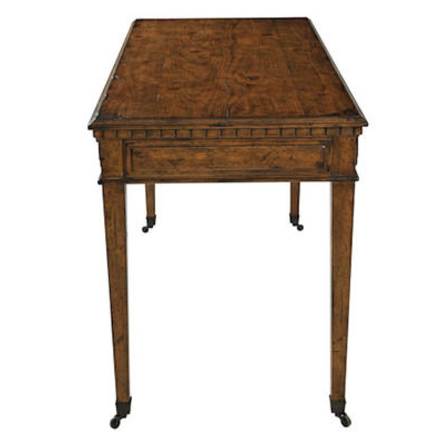 New Barclay Butera Mountain Collection Desk - Image 5 of 7