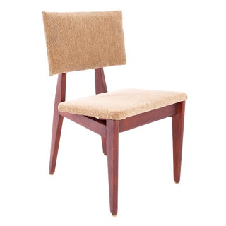 George Nelson for Herman Miller Mid Century Walnut Dining Desk Chair For Sale