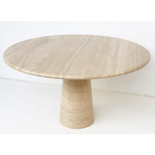 Dining Table in Style of Angelo Mangiarotti