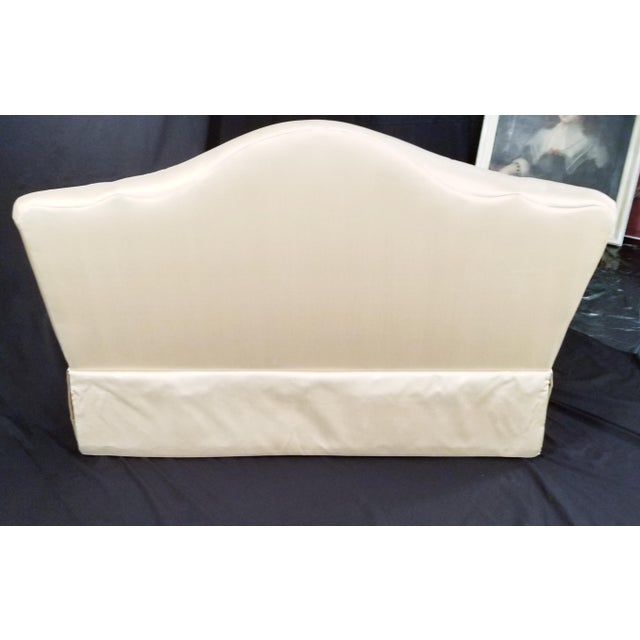 Modern Century Furniture Signature Upholstery Settee For Sale - Image 9 of 11