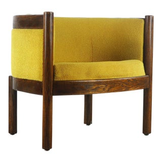 Quirky Century Lounge Chair by Lawrence Peabody for Nemschoff For Sale
