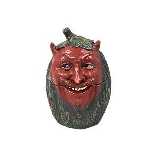 Johann Maresch Devil Melon Tobacco Jar For Sale