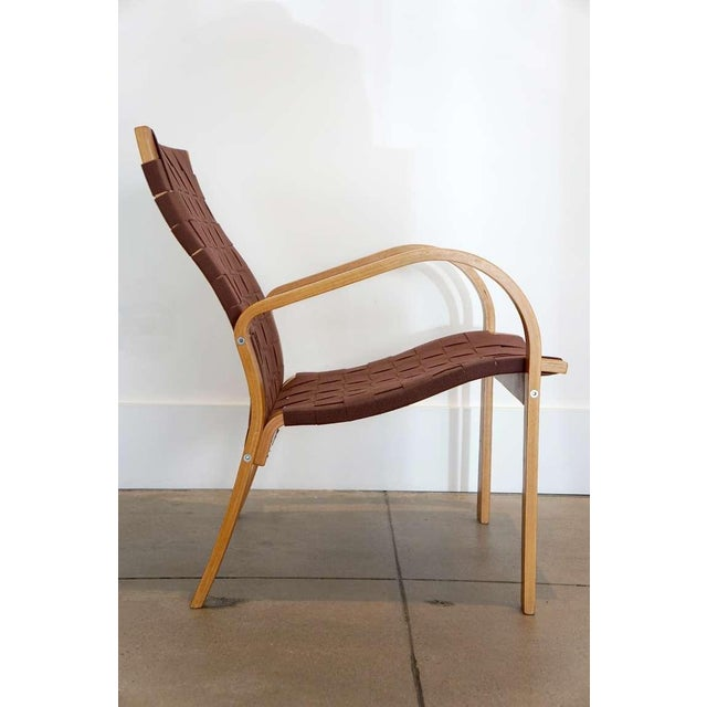Mid-Century Modern 1950s Vintage Bentwood Chair For Sale - Image 3 of 5