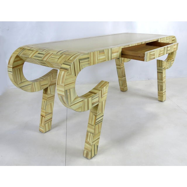 1970s Sculptural Console or Desk For Sale - Image 5 of 5