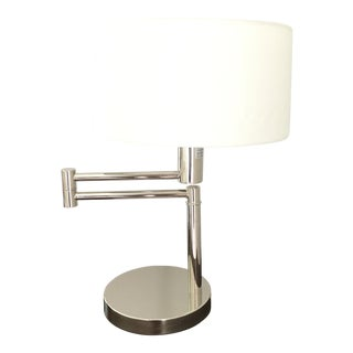 Modern Ralph Lauren Swing Arm Table Lamp For Sale