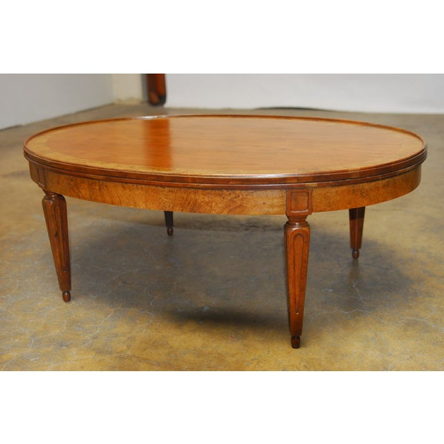 Baker French-Style Coffee Table - Image 2 of 7