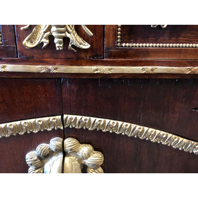 French Revolution Louis XVI Sideboard For Sale - Image 12 of 12