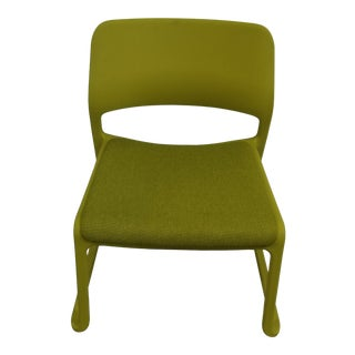 Modern Knoll Spark Side Chair For Sale
