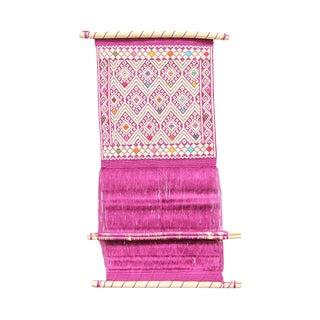 Backstrap Loom Textile III For Sale