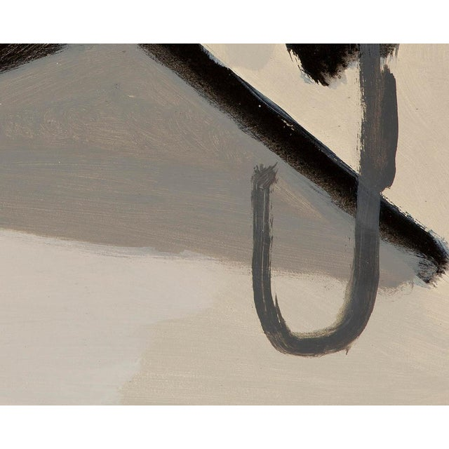 """Abstract Michael Cusack """"Rotor"""", Painting For Sale - Image 3 of 6"""