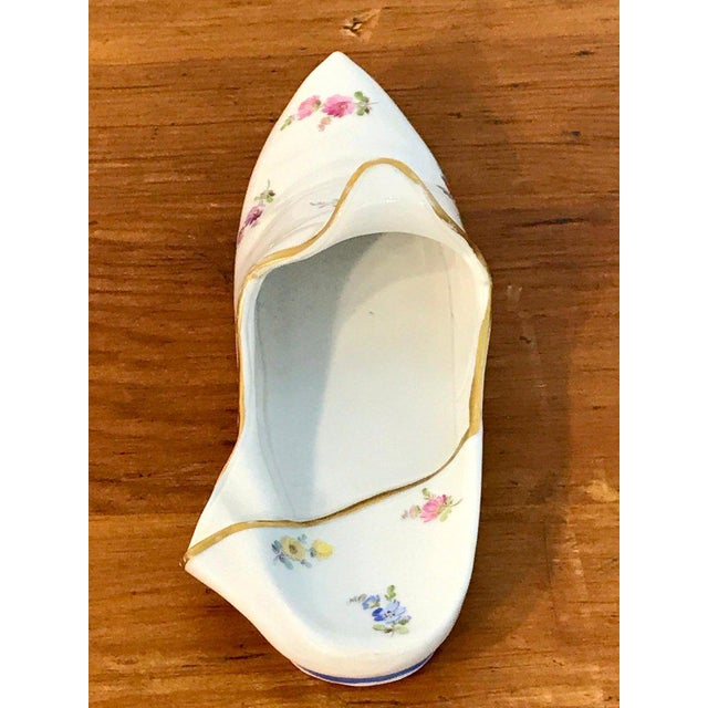 19th Century Meissen Model of a Slipper For Sale - Image 11 of 12