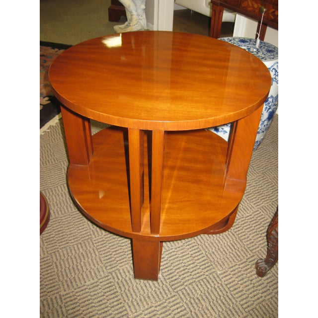 Ralph Lauren Modern Hollywood Lamp Table - Image 2 of 6