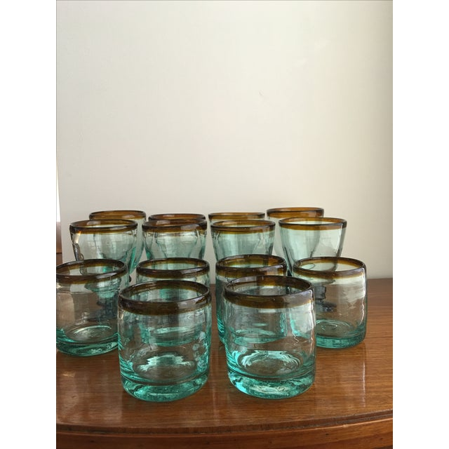 Tag Glassware - Set of 14 - Image 3 of 4