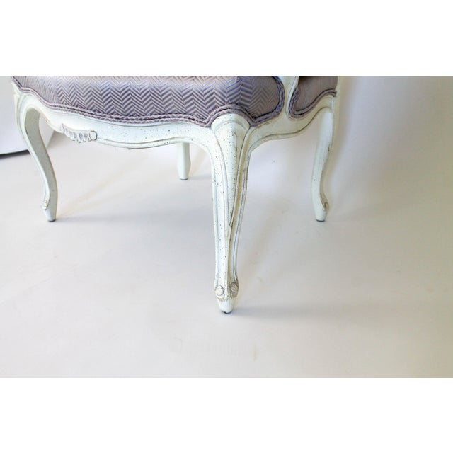 Henredon Bergere Accent Chair - Image 8 of 11
