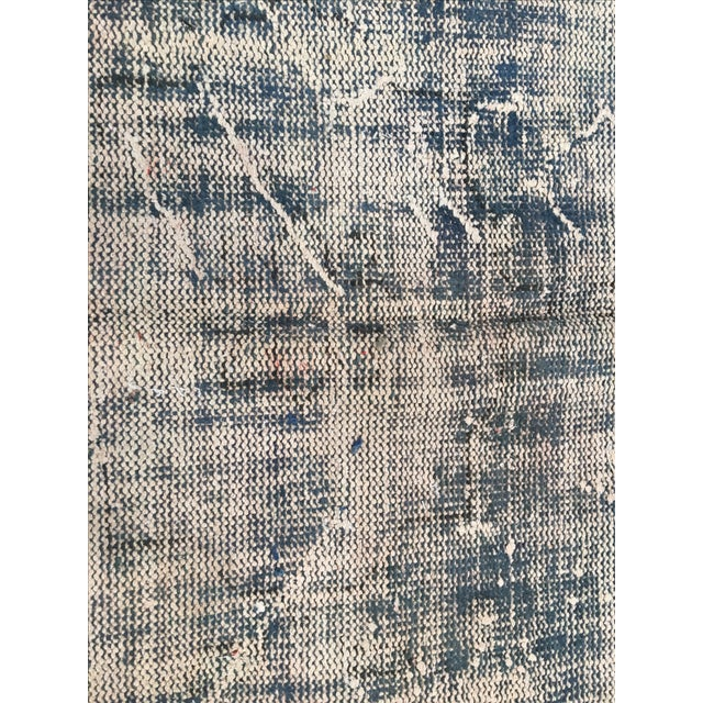 Turkish Oushak Rug - 6′6″ × 9′3″ - Image 5 of 11
