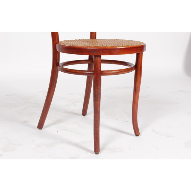 1910 Thonet Model 14 Bentwood Chairs - A Pair - Image 6 of 10