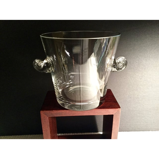 Tiffany & Co. Scroll Handled Champagne Chiller - Image 3 of 6