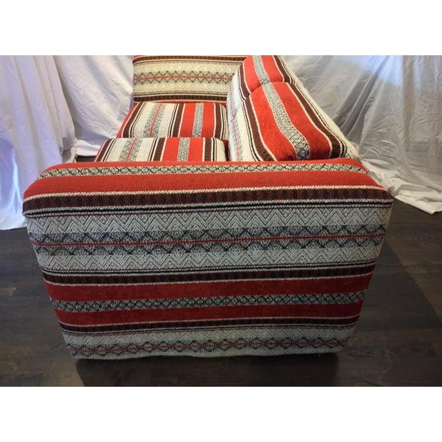 60s Vintage Southwestern Sofa - Image 4 of 5