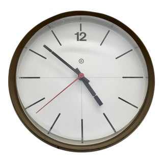Peter Pepper Products Wall Clock For Sale