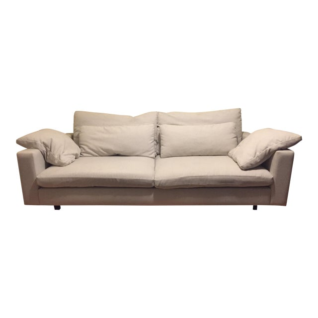 West Elm Harmony Sofa For Sale