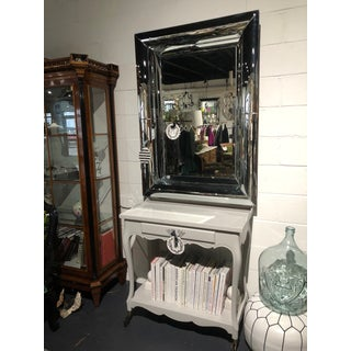 Painted French Bar Cart Preview